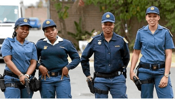 South African Police Service (SAPS) Application Form