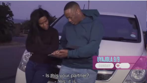 Uyajola 9/9 Latest Episode: Nondumiso Confronts Her Cheating Partner