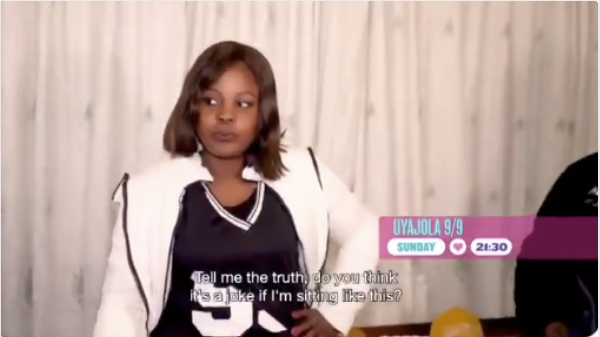 Uyajola 9/9 Latest Episode: Sibusiso Catches His Girlfriend In Action [OMG]