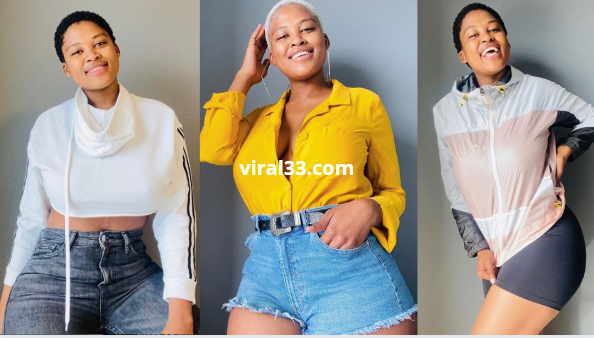 Ntwenhle From Isibaya Shows Off Her Hot Body and Beauty,See Below