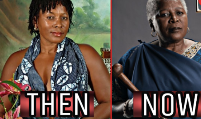 Isibaya Actors Then VS Now Pictures You Want To See in 2021