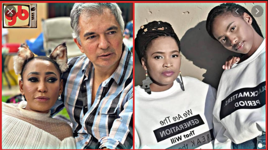 Isibaya Actors With Their Real Life Partners In 2021[Beautiful]